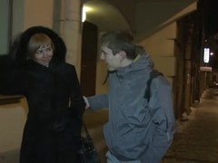If u want to pick up a hawt chick for casual sex u just walk up to her on the street and tell her u have a great dong and u can fuck her in the mood for nobody ever did previous to. That's exactly what this guy did and the risk proved worth taking when this superb teeny dared him to prove it. First that babe let him engulf her nipples then gave him a jaw-dropping oral and lastly took his schlong doggystyle begging for the guy to fuck her harder.